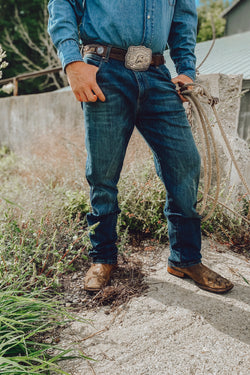 Wrangler - Retro Slim Straight Leg