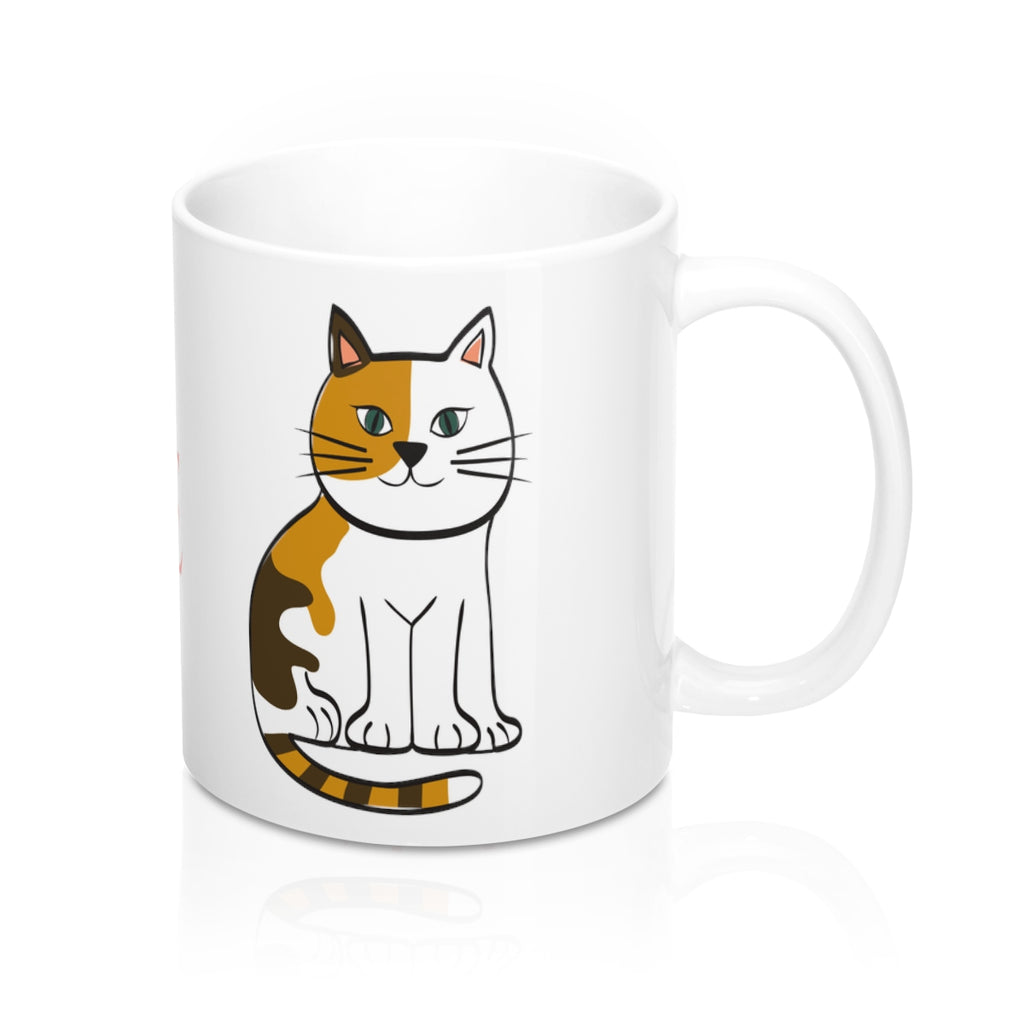Diana - I LOVE CATS - Mug 11oz -