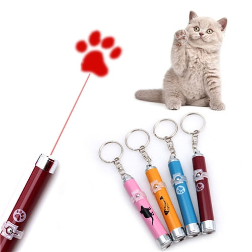 Adam -  CatStory™ Creative Funny Pet LED Laser Cat Toy