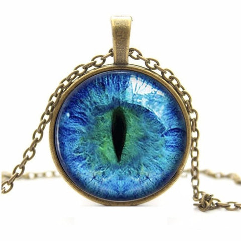 Image of Matilda - CatStory™ Mysterious Cat Eye Necklace