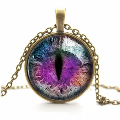 Matilda - CatStory™ Mysterious Cat Eye Necklace