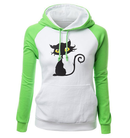 Image of Sam -  CatStory™ Winter Fleece Sweatshirt
