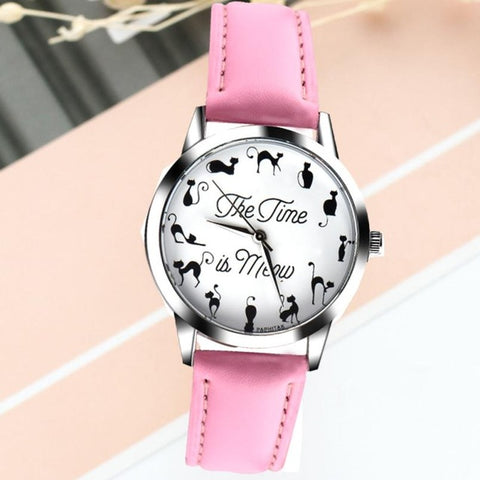Image of Bonita -  CatStory™ Cat Wrist Watch