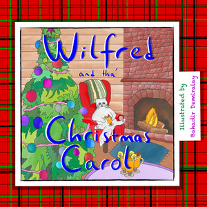 Wilfred Warrior and tha' Christmas Carol Book