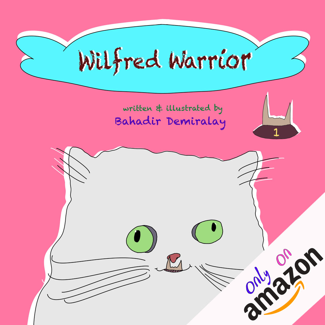 Wilfred Warrior Book