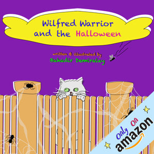 Wilfred Warrior and the Halloween Book