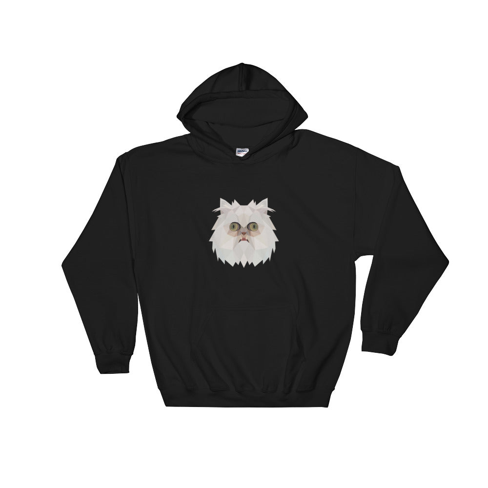 Wilfred's Low Poly Art Hoodie