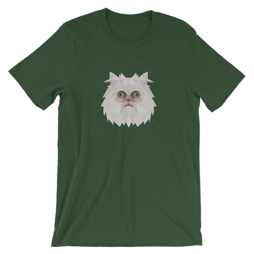 Wilfred Warrior Low Poly Art T-Shirt