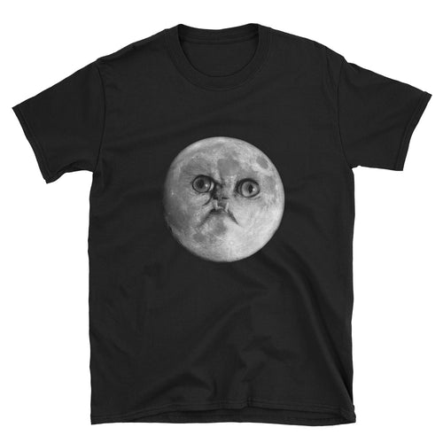 Wilfred Warrior moon face T-Shirt (unisex)