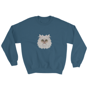 Wilfred Warrior Low Poly Art Sweatshirt