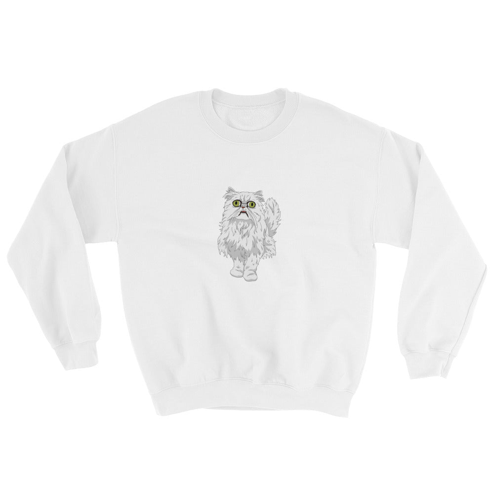 Wilfred Warrior Meme Sweatshirt (unisex)
