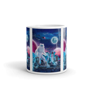 Wilfred Warrior The Armageddon Mug