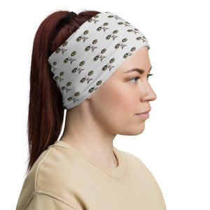 Wilfred Warrior Neck Gaiter (light grey)