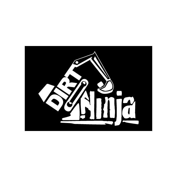Dirt Ninja Sticker 6