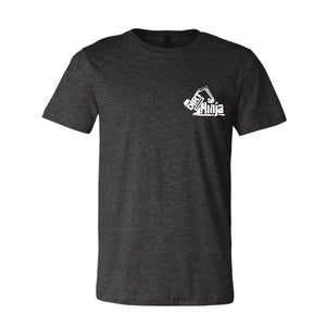 Dirt Ninja Short Sleeve T-Shirt