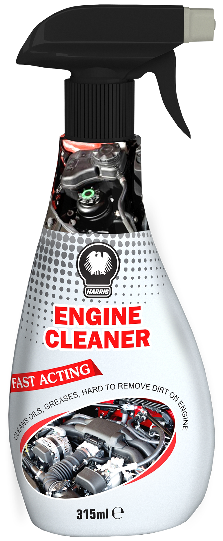 Harris Engine Cleaner