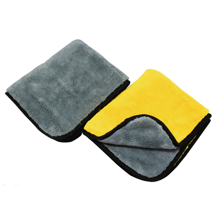 Supreme Plush Microfiber cloth Double Sided (2 pcs)