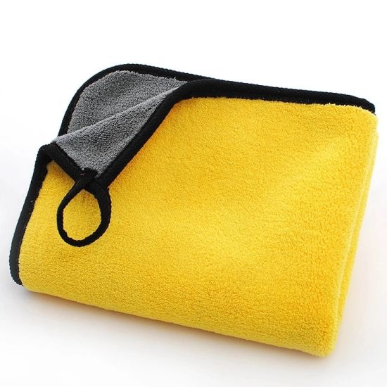 Supreme Plush Microfiber cloth Double Sided
