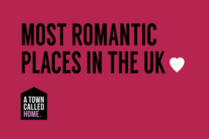 Most romantic places in the UK