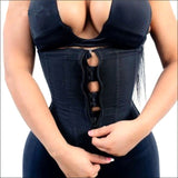 Invisible Zipper Torso Waist trainer - Body Shaper