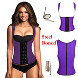 Latex Thermal Work Out Vest Waist Trainer