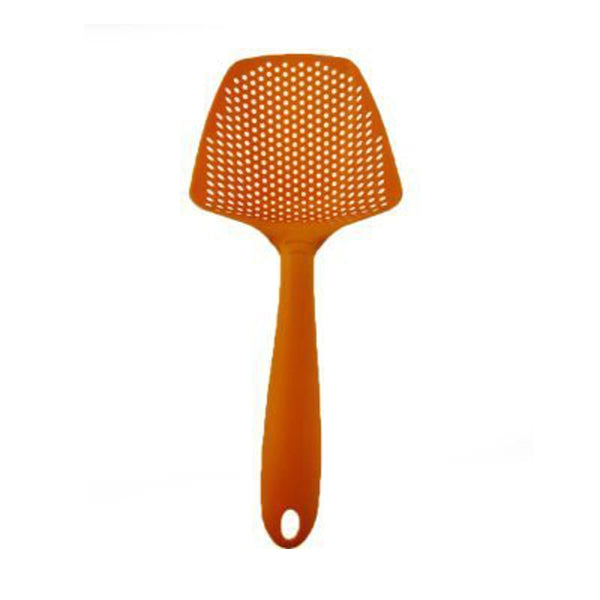 1Pcs Nylon Strainer Scoop Colander Kitchen Accessories Gadgets Drain Veggies Water Scoop Portable Home Cooking Tools