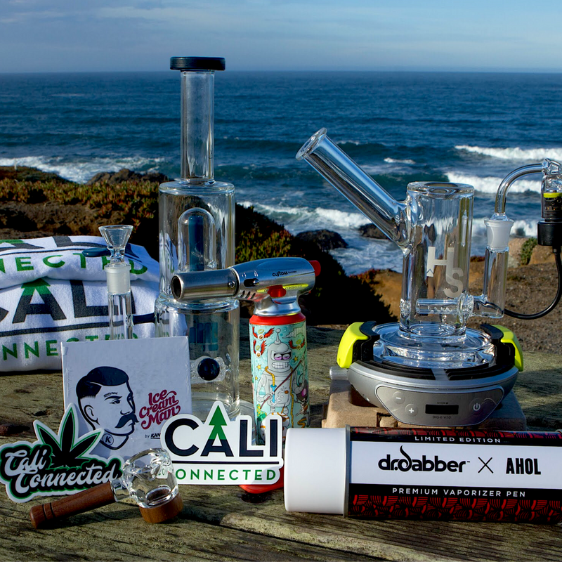 CaliConnected Online Smoke Shop Products
