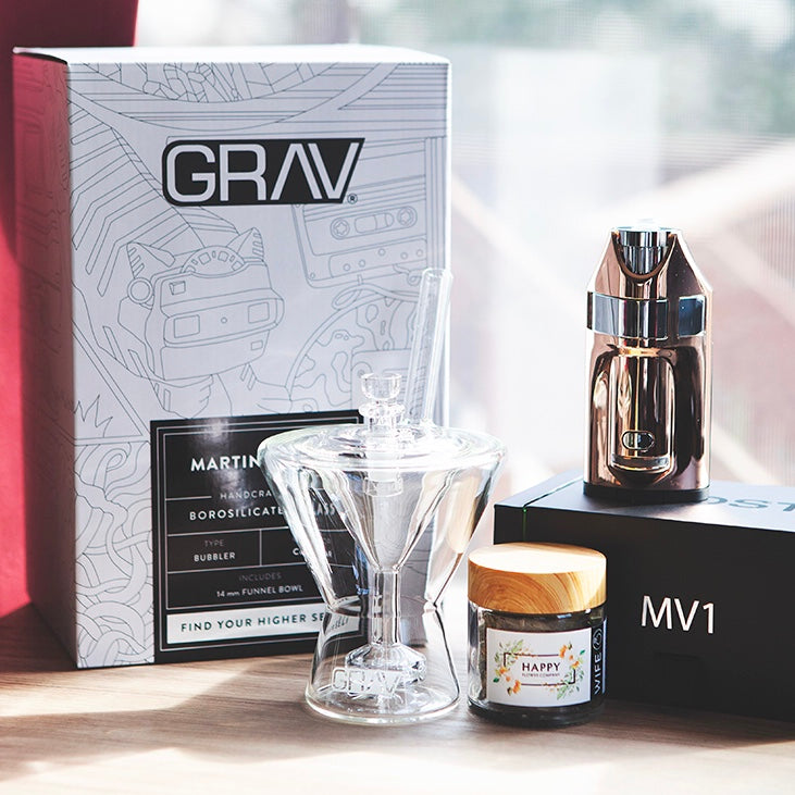 Grav Martini Glass Giveaway