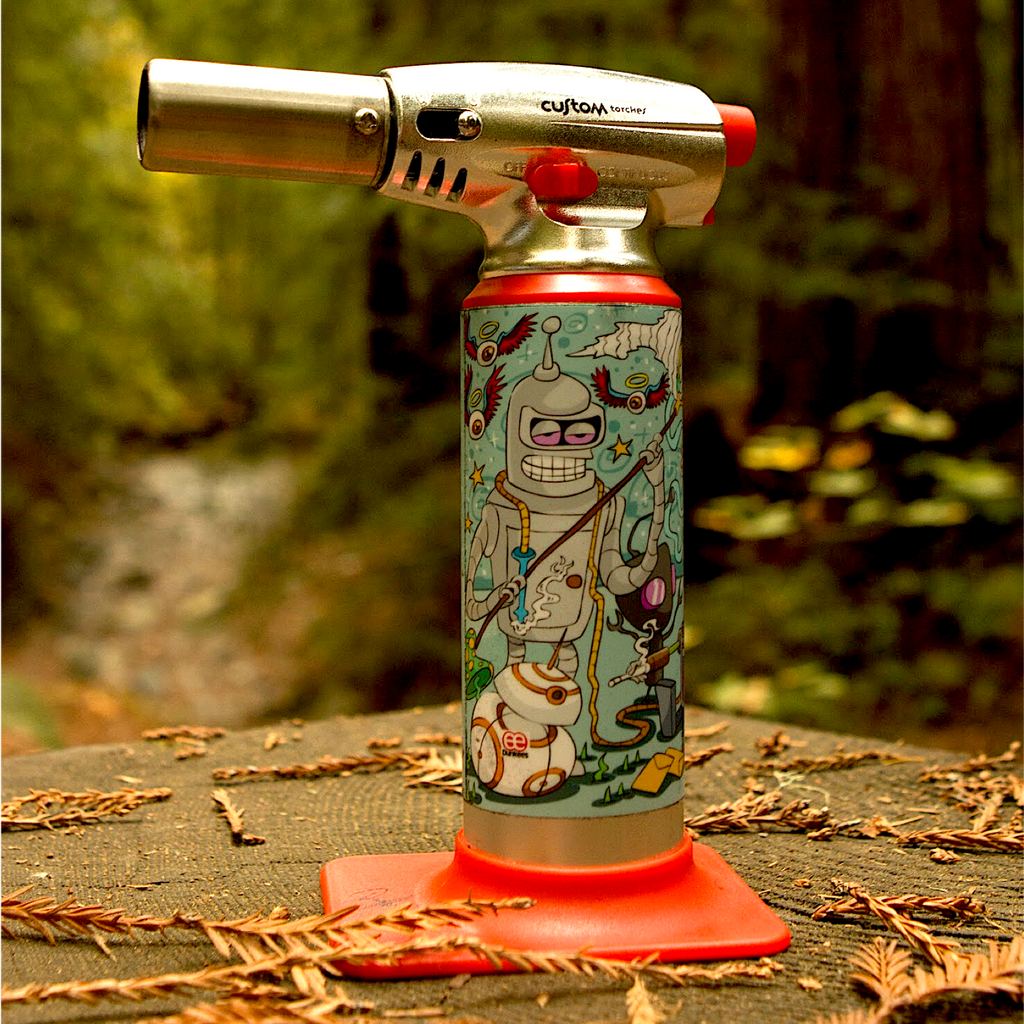 Dunkees Limited Edition Custom Art Torch