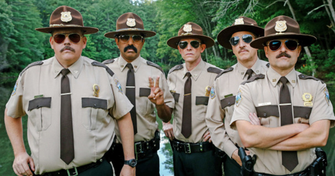 OTTO grinder Super Troopers Edition