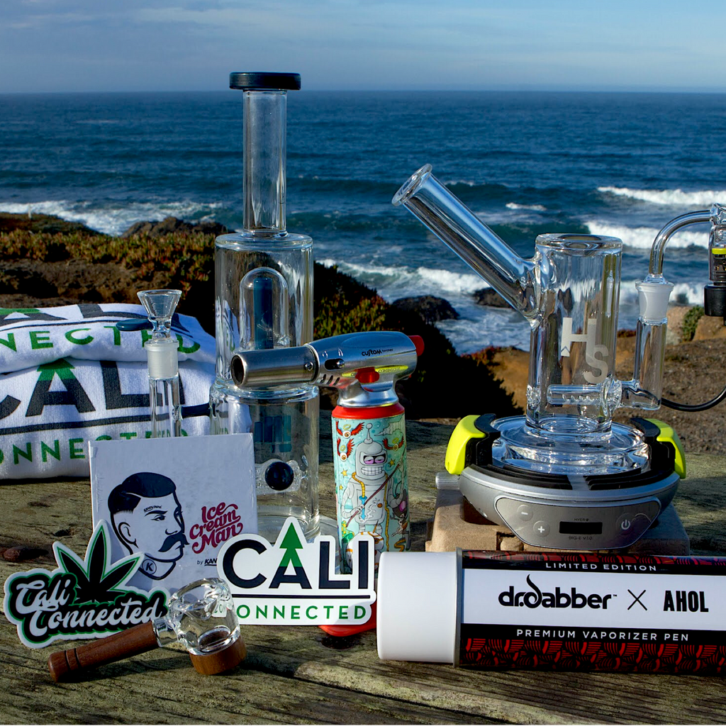 CaliConnected Online Headshop Products