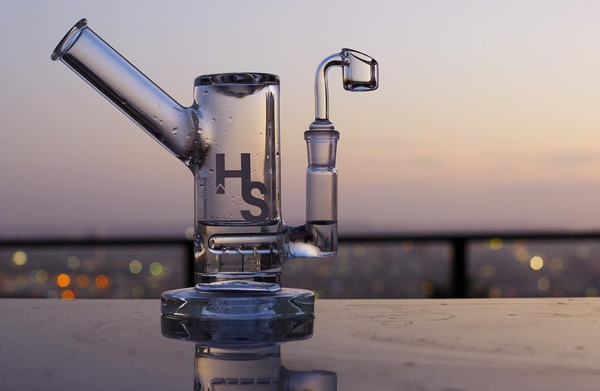 Higher Standards Heavy Duty Dab Rig