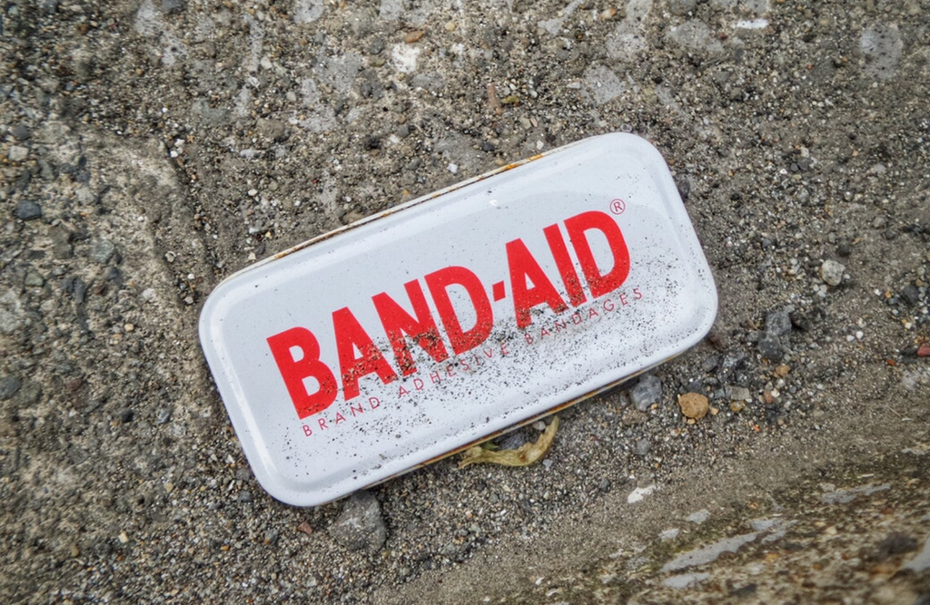 Band-Aid at CaliConnected Online Smoke Shop