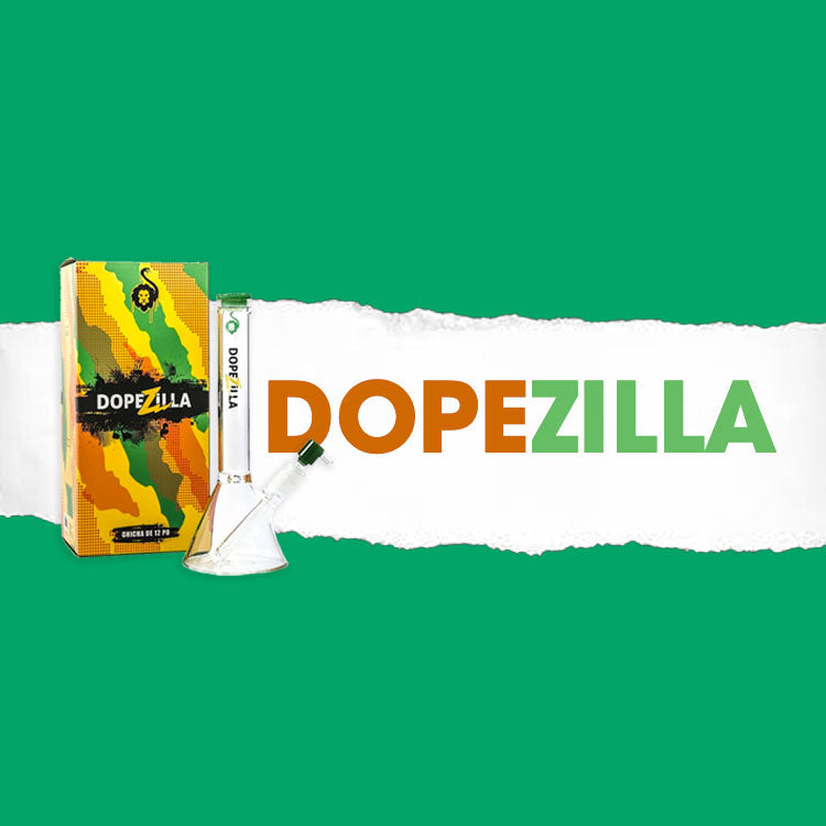 Shop Dopezilla Water Pipes