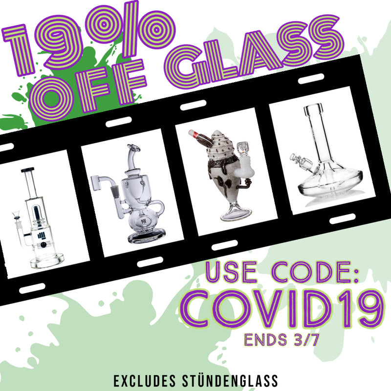 CaliConnected Glass Bongs on Sale!