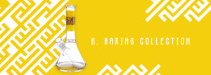 Shop the Keith Haring Glass Collection