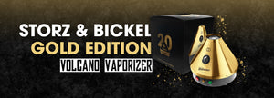 Shop the Gold Edition Volcano Vaporizer