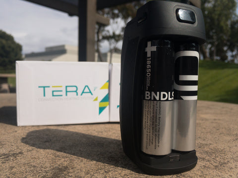 Boundless Tera handheld Vaporizer, CaliConnected Online Headshop