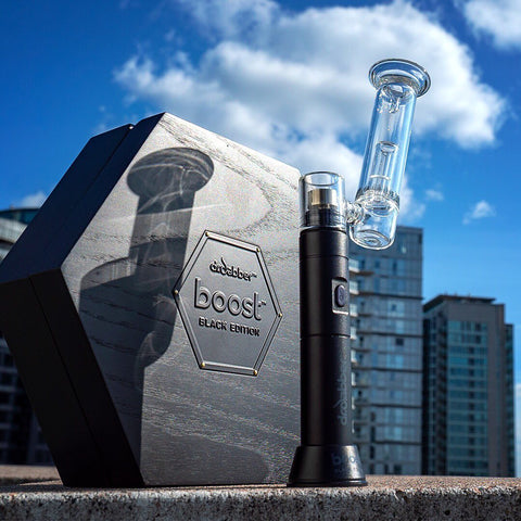 Dr. Dabber Boost Black Edition E-Nail Vaporizer