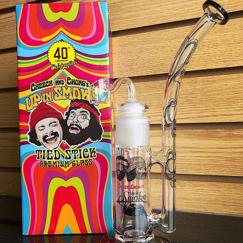 "Cheech & Chong's ""The Tied Stick"" Dab Rig"
