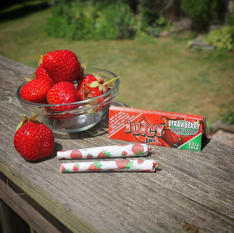 Juicy Jays Flavored Rolling Papers