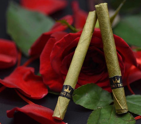 King Palm Slim Pre-Rolled Blunt Wraps