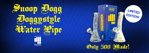 Shop the Snoop Dogg Limited Edition Doggystyle Bongs!