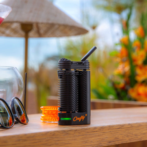 Storz and Bickel Crafty Plus Vaporizer