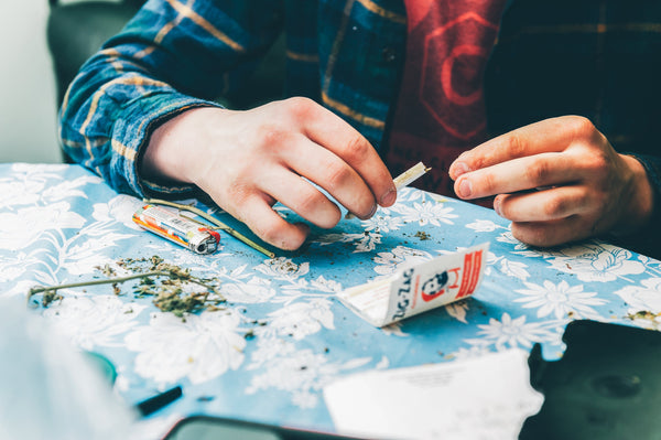 how to roll a perfect 420 joint blunt