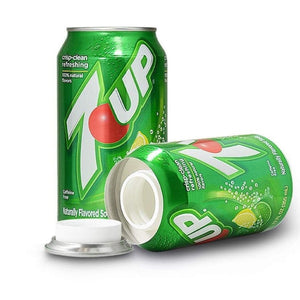 7up Soda Stash Can Diversion Safe