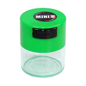 TightVac Mini Container - .12L - CaliConnected - Affordable wax and dry herb vaporizers eRigs & eNails, high quality glass bongs, cheap water pipes, wax concentrate dab rigs and unique smoking accessories at the best online smoke shop - CaliConnected Online Headshop