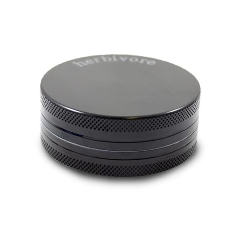 Herbivore Medium 2-Piece Grinder - Cali Connected, the best Water Pipes & affordable Vaporizers