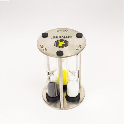 ErrlyBird 3-in-1 Shot Clock Timer & Carb Cap