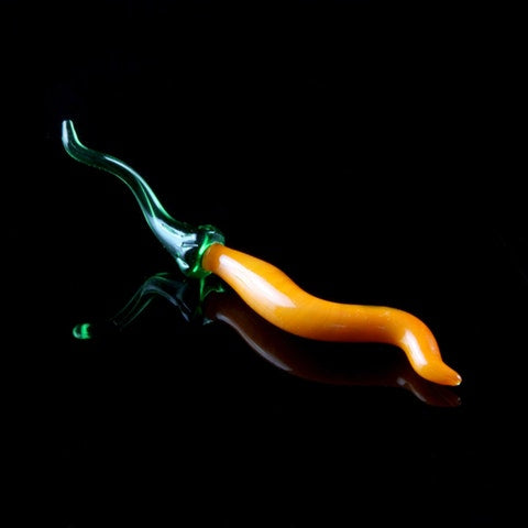 Chili Pepper Dabber (Mixed Colors) - Affordable vaporizers and quality glass bongs, water pipes, dab rigs and more at the best online headshop - CaliConnected